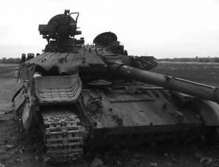 Лесные волки АТО: боевой путь 1-й танковой бригады