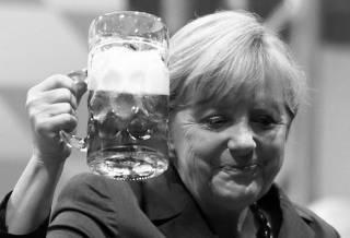 Мамочка-2017. Меркель снова на коне
