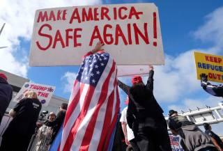 Суд отклонил апелляцию администрации Трампа, а Der Spiegel изобразил президента США с отрезанной головой Статуи Свободы