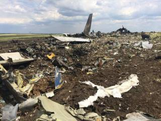 СБУ обнародовала запись разговора Плотницкого и других луганских террористов, сбивших украинский Ил-76