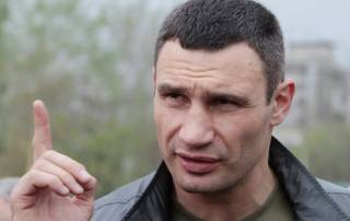 Кличко заявил о желании отдать «Киевэнерго» иностранцам