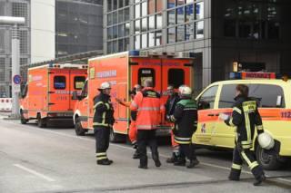 Неизвестный отравил перцовым газом без малого 70 человек в аэропорту Гамбурга