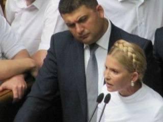 Гройсман назвал Тимошенко «матерью коррупции». Она объявила о его «полной неадекватности»
