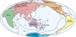 Ученые обнаружили на Земле седьмой континент