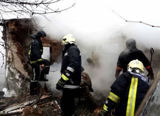 В Одессе взорвался жилой дом. Под завалами были обнаружены тела двух погибших
