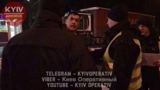В Киеве пьяный «помощник Луценко» на скорости 200 км/ч пытался скрыться от полиции