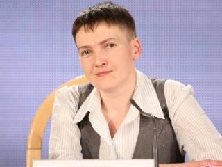 Савченко сделала вид, что сняла с себя депутатскую неприкосновенность