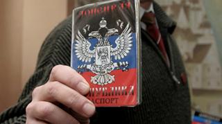 В Беларуси отказались признавать паспорта «ДНР» и «ЛНР»