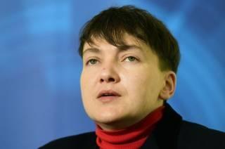Савченко рассказала о поездке в ДНР