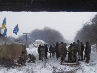 Участники блокады Донбасса отказались от переговоров с Гройсманом и грозятся расширить географию своих действий