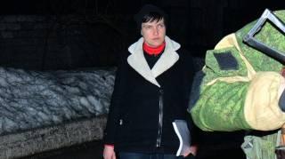 После ОРДЛО Савченко решила съездить в Крым. Пообщаться с Царевым?
