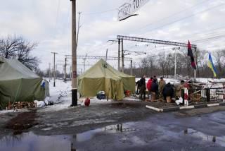 «Торецкая резня бензопилой»: Аваков выложил видео того, что вчера творилось в районе блокады