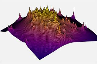 Астрономы составили детальную карту распределения темной материи в пределах трех скоплений галактик
