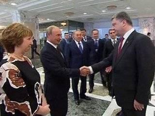 В Кремле официально подтвердили, что Порошенко говорил с Путиным о ситуации в Авдеевке