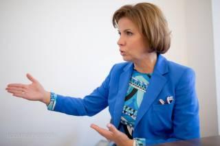 Марина Ставнийчук: Нынешняя власть, по ее собственной логике, должна быть люстрирована