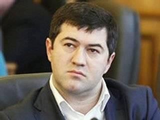 Лещенко сообщил о задержании главы фискальной службы Насирова