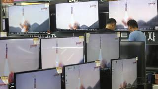 КНДР запустила неизвестные ракеты в сторону Японии