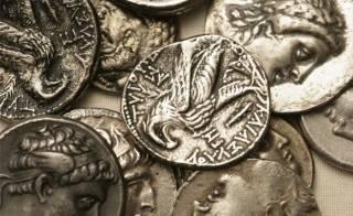 Общие деньги Древней Эллады