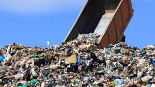 Львовский мусор «всплывает» в разных областях Украины. В основном нелегально