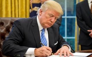 Откорректированный антимиграционный указ Трампа поставил под удар проведение ЧМ по футболу в США