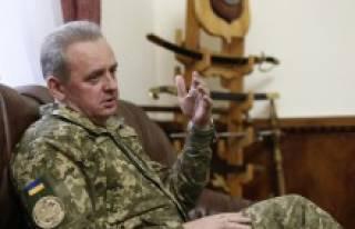 Виктор Муженко: Есть фактор, на который не рассчитывал враг. Это - украинский характер