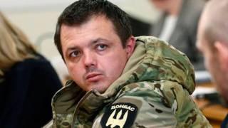 Муженко рассказал, как Семенченко оперативно слил секретный план вывода украинских войск из Дебальцево