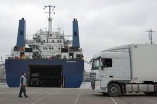 Турция прекратила паромное сообщение с аннексированным Крымом