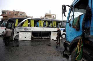 В Дамаске прогремели два взрыва. Погибли более 40 человек