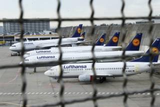 Аэропорты Берлина парализованы. Наземные службы объявили забастовку