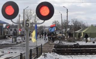 В Штабе блокады утверждают, что спецназ СБУ разогнал редут в Кривом Торце. В Сети заговорили о гражданской войне