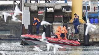Не исключено, что разбившийся под Сочи Ту-154 был сознательно утоплен