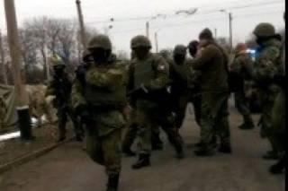После силового разгона редута в Кривом Торце пропал участник блокады с позывным «Доцент», — штаб