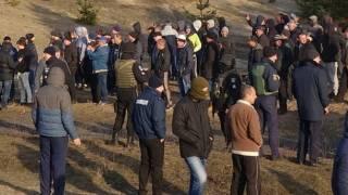 #Темадня: Соцсети и эксперты отреагировали на разгон 16 редута «Блокады торговли с оккупантами»