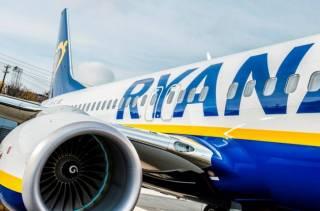 Крупнейший лоукостер Европы Ryanair объявил о выходе на украинский рынок