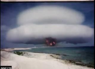 Американские физики выложили на всеобщее обозрение невероятные записи засекреченных прежде ядерных испытаний