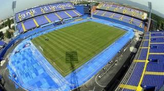Все желающие не смогут попасть на матч сборной Украины по футболу в Хорватии. Из-за нехватки туалетов