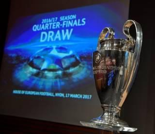 Жеребьевка 1/4 финала Лиги чемпионов уготовила фанатам много интересного. Как минимум двух фаворитов турнир не досчитается