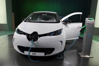 Украина занимает пятое место по темпам развития электромобилей