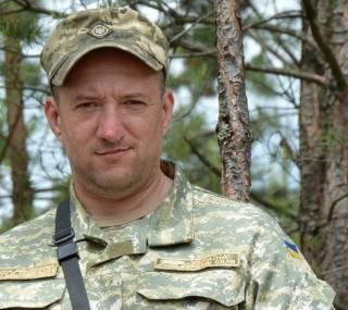 Полковник Владимир Скоростецкий: Они все время твердят: «Укры стреляют по нам»