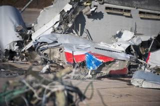Обнародована возможная запись с самописцев разбившегося в Сочи Ту-154