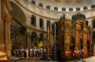 Завершена первая за 200 лет реставрация Гроба Господня