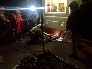 На Черкасщине в ходе перестрелки с бандой «балтийцев» полицейские убили некоего Сергея Лещенко