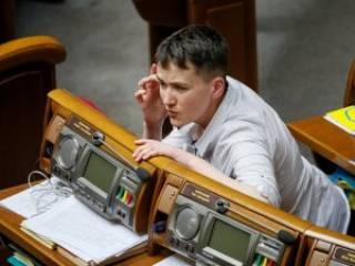 Фотографируя Парасюка, нардеп запечатлел Савченко с довольно необычного ракурса