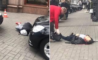 В центре Киева убит беглый депутат Госдумы Денис Вороненков