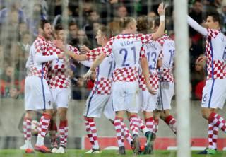 ЧМ-2018: Украина проиграла Хорватии