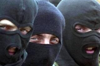 В Затоке «зеленые человечки» захватили здание райадминистрации