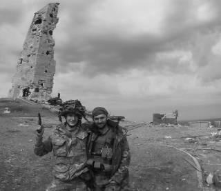Добровольцы донбасской войны: битва за Саур-Могилу