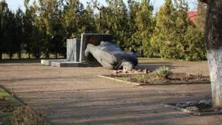 Первый пошел: на Закарпатье за четверть миллиона гривен пустили с молотка памятник Ленину
