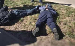 В Киевской области задержали группу автомобильных воров