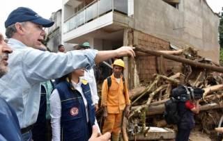 В Колумбии проливные дожди спровоцировали сильнейший оползень. Более 250 человек пропали без вести